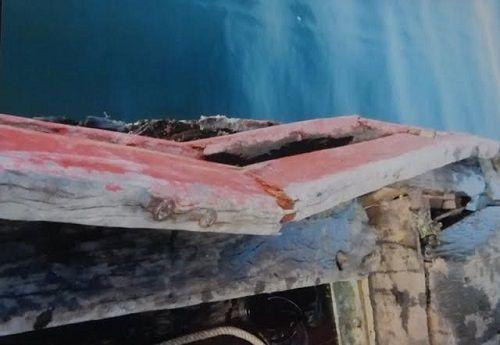 Làm rõ vụ tàu cá của ngư dân bị đắm sau va chạm với tàu thanh tra - Ảnh 1