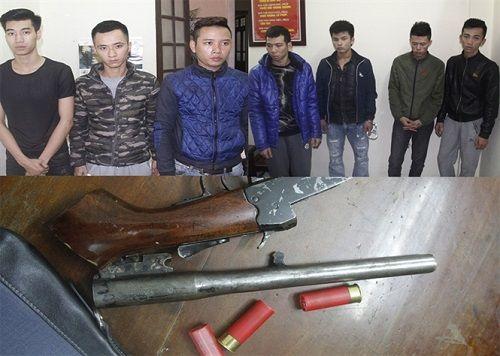 Nghi can vụ nổ súng khiến 2 người thương vong ở Thanh Hóa ra đầu thú - Ảnh 1