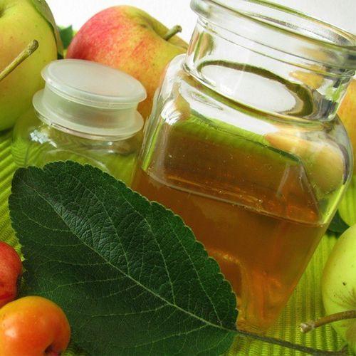 Tiết lộ cách làm đẹp da mặt bằng giấm táo - Ảnh 1