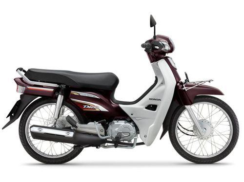 Dòng xe dream 110i 2012 phun xăng điện tử đầu tiên ở Việt Nam - Ảnh 1
