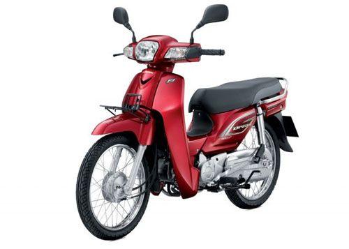 Dòng xe dream 110i 2012 phun xăng điện tử đầu tiên ở Việt Nam - Ảnh 3