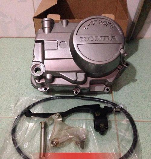 Honda Dream II độ - một cách chơi khác của dân chơi xe - Ảnh 2