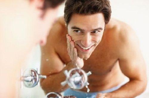 Cách làm đẹp da mặt cho nam giới hiệu quả - Ảnh 1