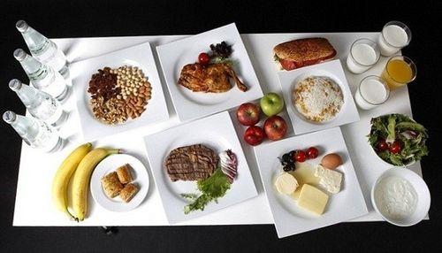 4 phương pháp ăn giảm mỡ bụng giúp bạn không mệt mỏi - Ảnh 1