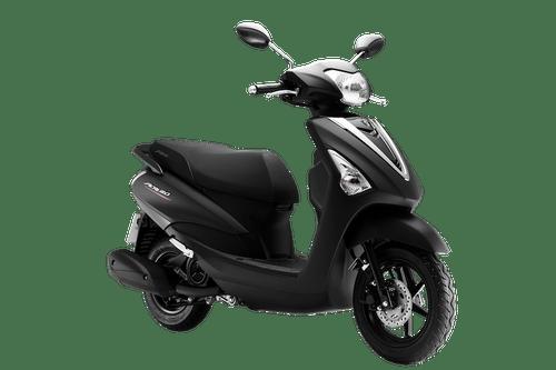 5 mẫu xe ga bán chạy nhất của Yamaha - Ảnh 2