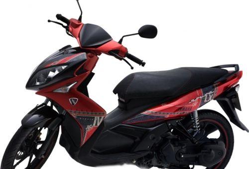 5 mẫu xe ga bán chạy nhất của Yamaha - Ảnh 4