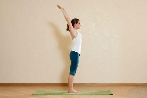 Tập yoga - cách tăng chiều cao cho người trên 20 tuổi bạn nên biết - Ảnh 2