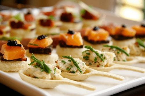 Canapé - Bữa tiệc thú vị của những món ăn tinh tế - Ảnh 1