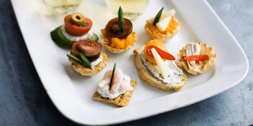 Canapé - Bữa tiệc thú vị của những món ăn tinh tế - Ảnh 2