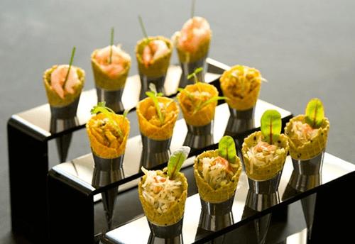 Canapé - Bữa tiệc thú vị của những món ăn tinh tế - Ảnh 3