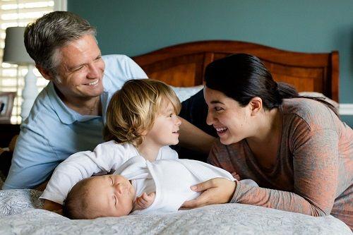 Học cách hòa hợp với cha mẹ - Ảnh 1