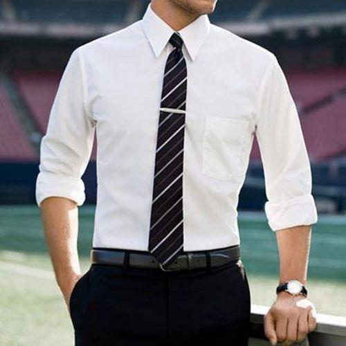 Cách chọn áo sơ mi cho nam đẹp các chàng nên biết - Ảnh 1
