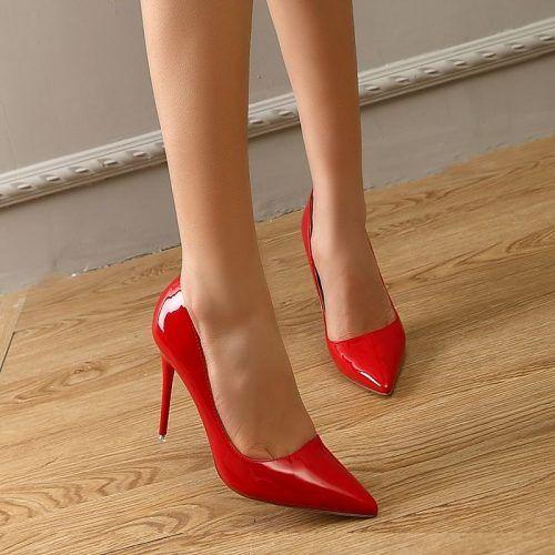 Mách bạn cách chọn giày cao gót không bị đau chân - Ảnh 2