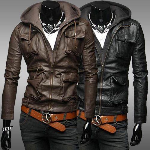 Mẹo chọn áo da nam cho chàng ngày đông thêm phong cách - Ảnh 2