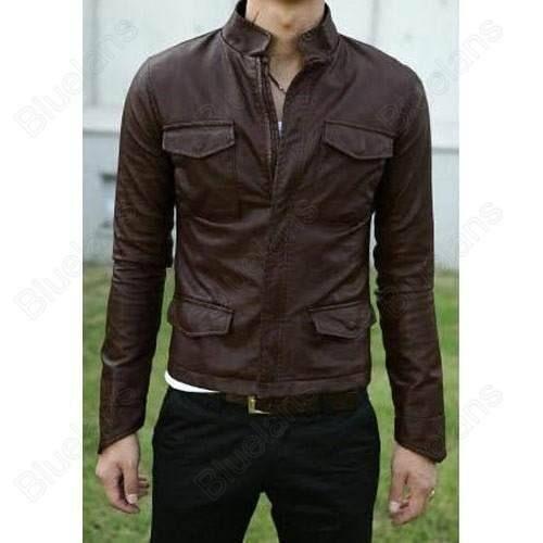 Mẹo chọn áo da nam cho chàng ngày đông thêm phong cách - Ảnh 4