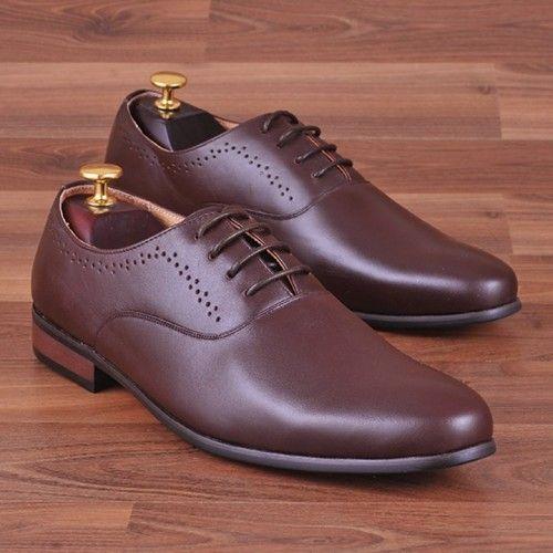 6 cách chọn giày nam công sở sang trọng, lịch lãm - Ảnh 1