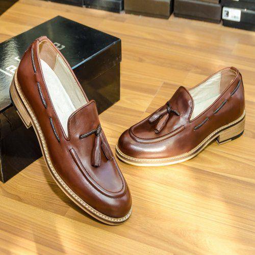 6 cách chọn giày nam công sở sang trọng, lịch lãm - Ảnh 3