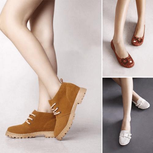 3 cách chọn giày phù hợp với chân chọn 10 đôi ưng cả 10 đôi - Ảnh 1