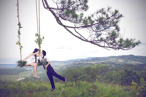 """3 địa điểm chụp ảnh cưới đẹp ở Đà Lạt được các đôi trẻ """"săn lùng"""" - Ảnh 1"""