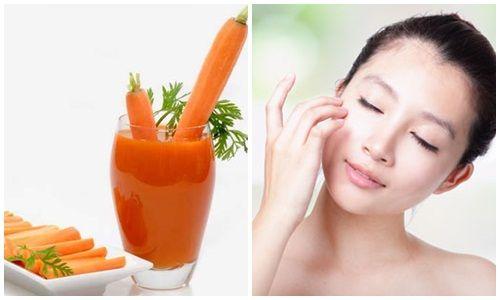 Mách bạn 3 cách làm đẹp da mặt bằng cà rốt hiệu quả tại nhà  - Ảnh 3