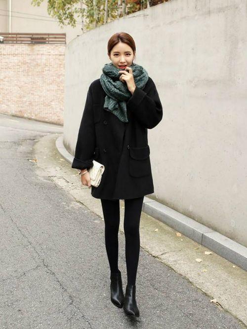 Cách chọn áo mùa đông cho người gầy thêm cuốn hút - Ảnh 2