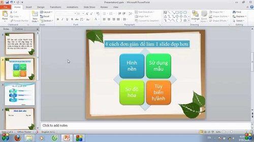 3 lưu ý về cách tạo Animation trong Powerpoint cho người mới học - Ảnh 1
