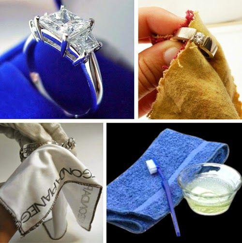 Bật mí cách làm sạch nữ trang bằng vàng - Ảnh 4