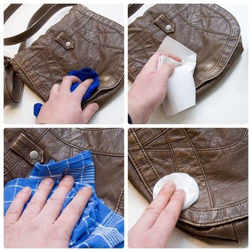 Mách bạn 10 cách làm sạch túi da nhanh chóng - Ảnh 1