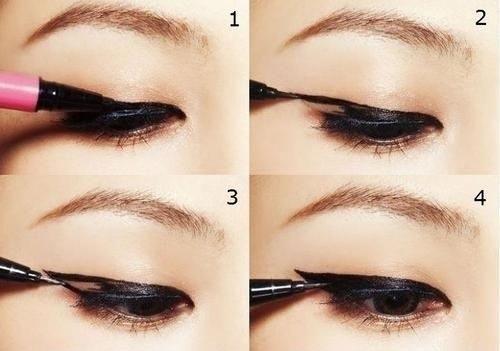 Cách trang điểm cho mắt một mí to tròn, đẹp tự nhiên - Ảnh 3