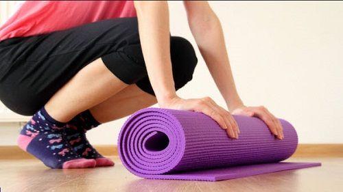 Kinh nghiệm chọn thảm tập yoga chất lượng - Ảnh 1