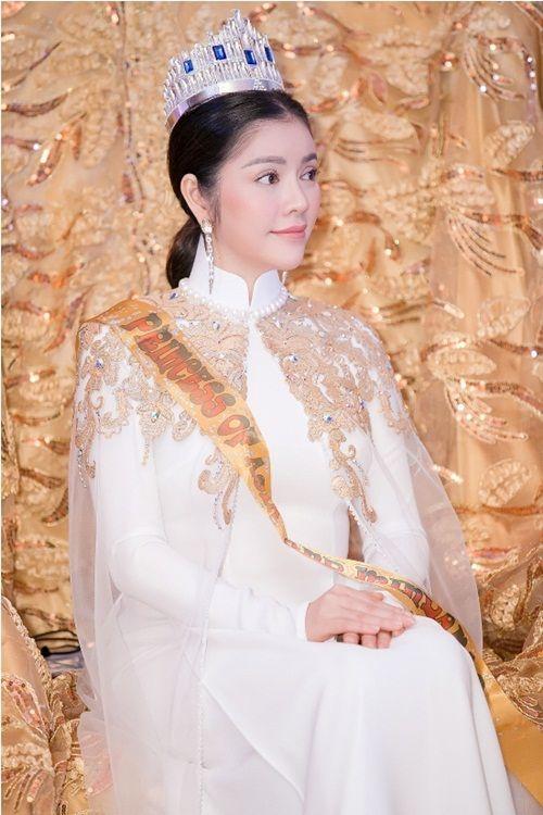 Lý Nhã Kỳ lộng lẫy trong lễ sắc phong công chúa châu Á bộ tộc Mindanao - Ảnh 6