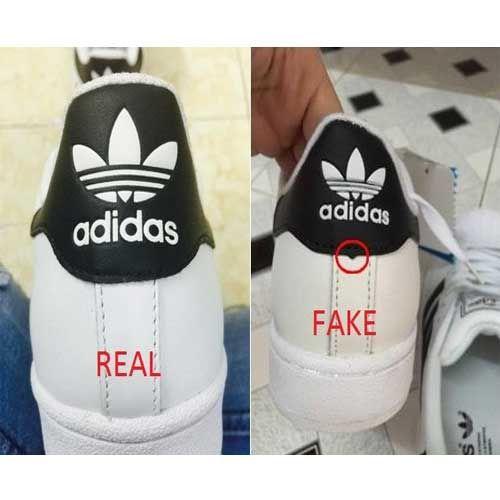 Cách nhận biết giày adidas chính hãng và fake chính xác nhất - Ảnh 2