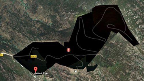 6 địa điểm bí ẩn trên Google Maps - Ảnh 1