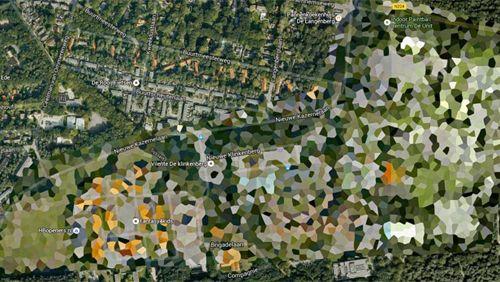 6 địa điểm bí ẩn trên Google Maps - Ảnh 2