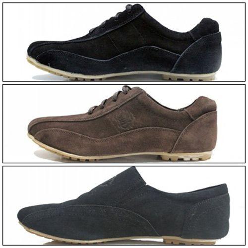 Hướng dẫn cách làm sạch và bảo quản giày da lộn - Ảnh 1
