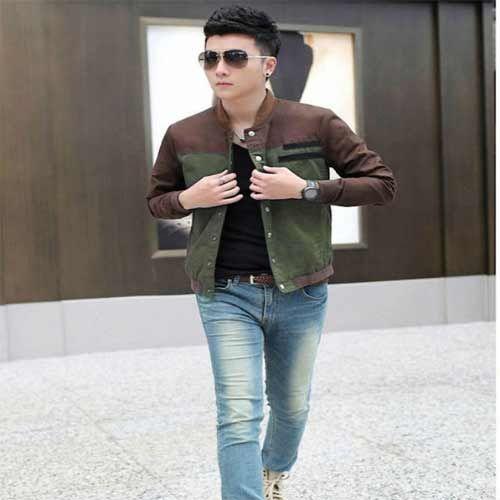 Cách chọn áo khoác nam phù hợp với dáng người chuẩn nhất - Ảnh 1