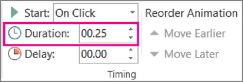Hướng dẫn cách tạo thời gian trong Powerpoint đơn giản và chính xác nhất - Ảnh 2