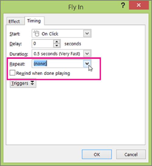 Hướng dẫn cách tạo thời gian trong Powerpoint đơn giản và chính xác nhất - Ảnh 4