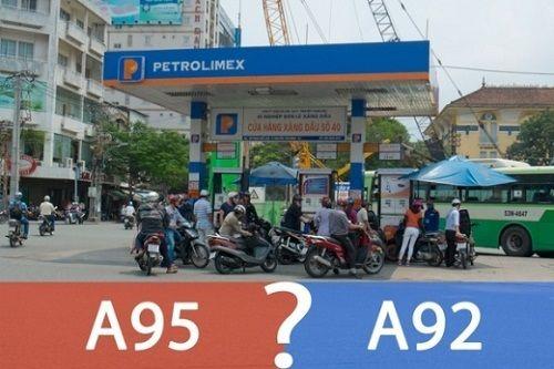 Nên đổ xăng A92 hay xăng A95 cho xe máy của bạn? - Ảnh 1