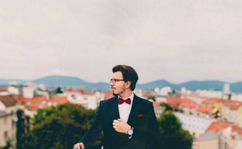 Cách thắt cà vạt nơ đơn giản và dễ thực hiện nhất - Ảnh 3