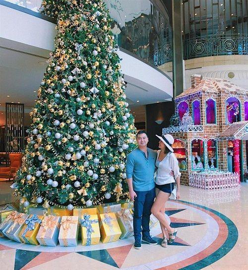 Muôn kiểu chuẩn bị chào đón Giáng Sinh của sao Việt - Ảnh 6