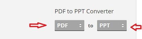 Hướng dẫn cách chuyển file pdf sang powerpoint trực tuyến - Ảnh 2