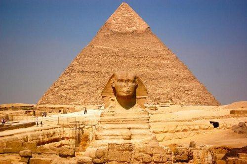 Khó tin với 4 điều thú vị về kim tự tháp Ai Cập - Ảnh 4