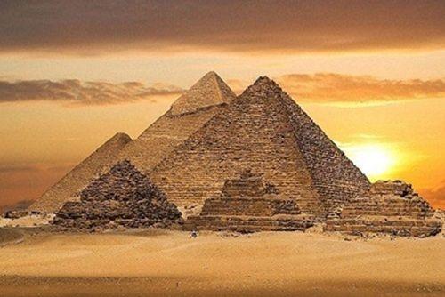 Khó tin với 4 điều thú vị về kim tự tháp Ai Cập - Ảnh 6