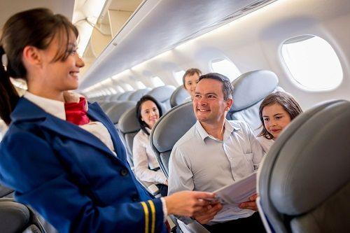 Trở thành hành khách tuyệt vời với 9 phép lịch sự khi đi máy bay - Ảnh 1