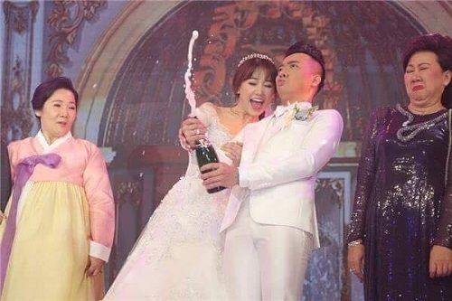 Khoảnh khắc đắt giá nhất trong đám cưới của Trấn Thành và Hari Won - Ảnh 2