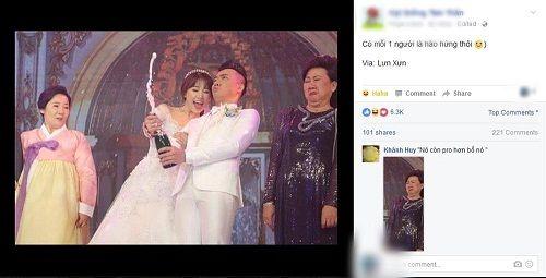 Khoảnh khắc đắt giá nhất trong đám cưới của Trấn Thành và Hari Won - Ảnh 3
