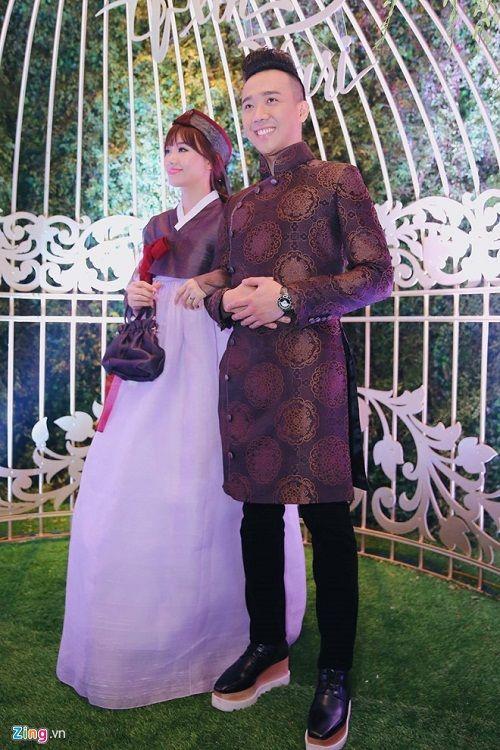 Khoảnh khắc đắt giá nhất trong đám cưới của Trấn Thành và Hari Won - Ảnh 1