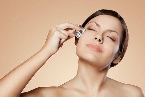 5 lợi ích làm đẹp da mặt bằng đá lạnh - bạn đã biết chưa? - Ảnh 1