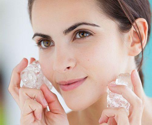 5 lợi ích làm đẹp da mặt bằng đá lạnh - bạn đã biết chưa? - Ảnh 3
